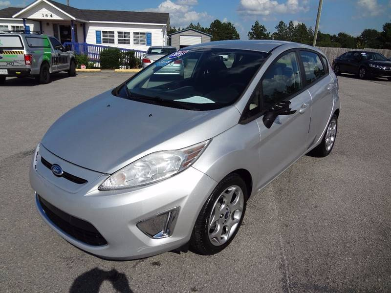 2011 Ford Fiesta for sale at 601 Imports, Inc in Lugoff SC