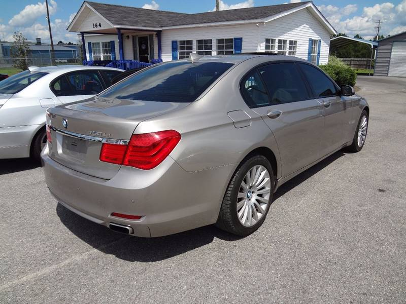 2009 BMW 7 Series for sale at 601 Imports, Inc in Lugoff SC