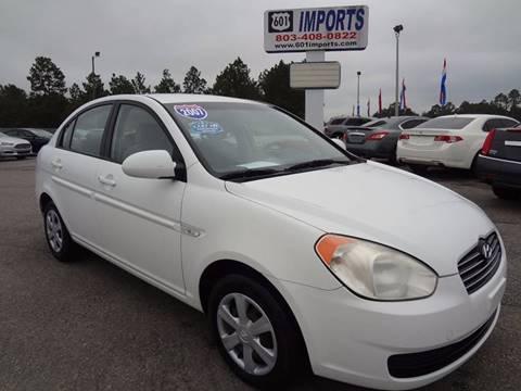 2007 Hyundai Accent for sale in Lugoff, SC