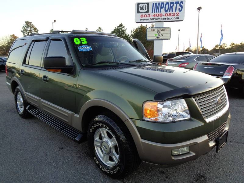 Ford Expedition For Sale At  Imports Inc In Lugoff Sc
