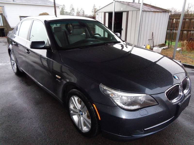 2009 BMW 5 Series For Sale At 601 Imports Inc In Lugoff SC