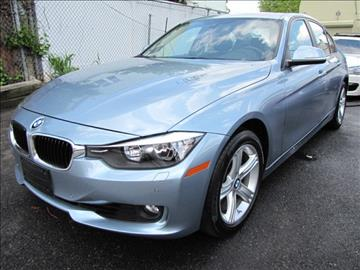2014 BMW 3 Series for sale in Jamaica, NY