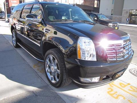 2011 Cadillac Escalade ESV for sale in Jamaica, NY