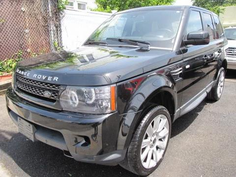 2013 Land Rover Range Rover Sport for sale in Jamaica, NY