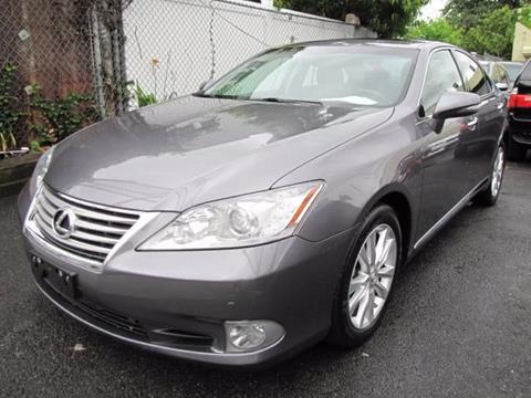 2012 Lexus ES 350 for sale in Jamaica, NY
