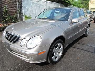 2006 Mercedes-Benz E-Class for sale in Jamaica, NY