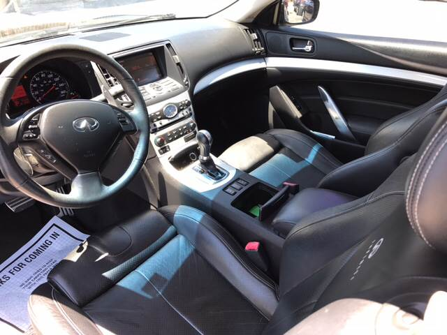 2008 Infiniti G37 Sport 2dr Coupe - Houston TX