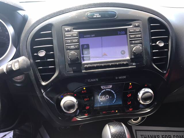 2011 Nissan JUKE SL 4dr Crossover 6M - Houston TX