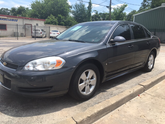 2009 Chevrolet Impala for sale at Abel Motors, Inc. in Conroe TX