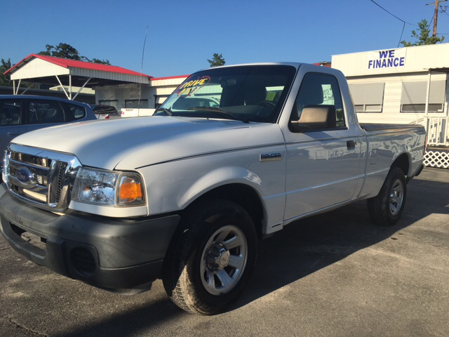 2011 Ford Ranger 4x2 XL 2dr Regular Cab SB - Houston TX
