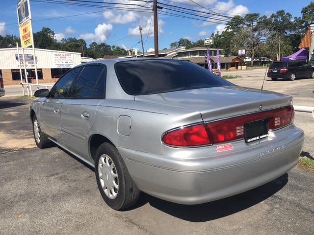 2003 Buick Century 4dr Sedan - Houston TX