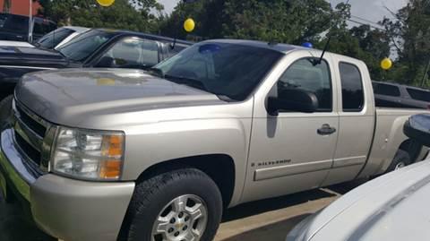 2008 Chevrolet Silverado 1500 for sale at Abel Motors, Inc. in Conroe TX