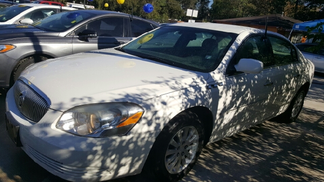 2007 Buick Lucerne for sale at Abel Motors, Inc. in Conroe TX