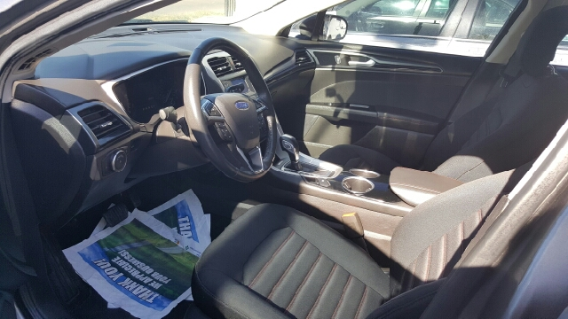 2013 Ford Fusion SE 4dr Sedan - Houston TX