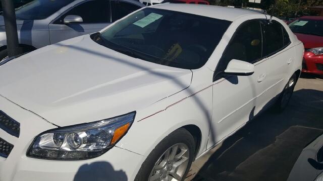 2013 Chevrolet Malibu for sale at Abel Motors, Inc. in Conroe TX