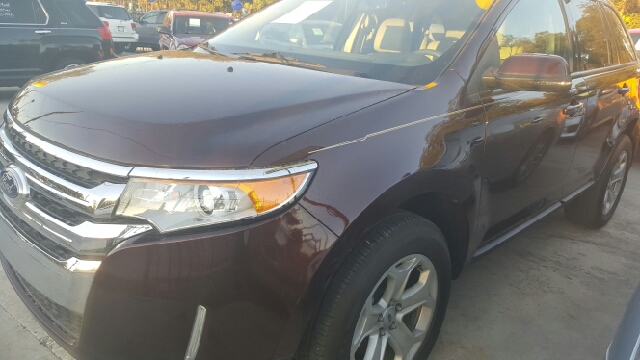 2012 Ford Edge for sale at Abel Motors, Inc. in Conroe TX