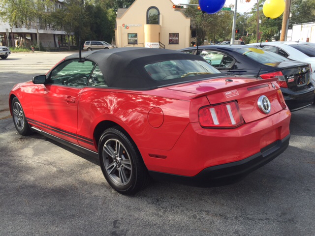 2010 Ford Mustang V6 2dr Convertible - Houston TX