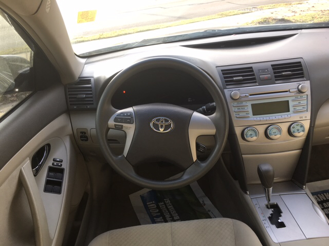 2009 Toyota Camry LE 4dr Sedan 5A - Houston TX