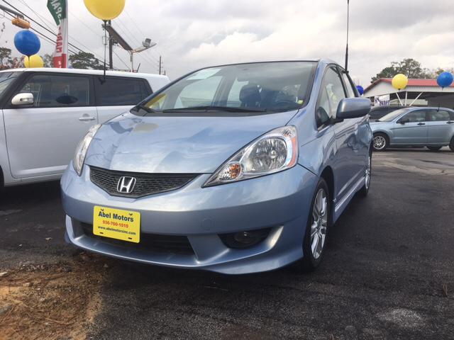 2010 Honda Fit Sport 4dr Hatchback 5A - Houston TX