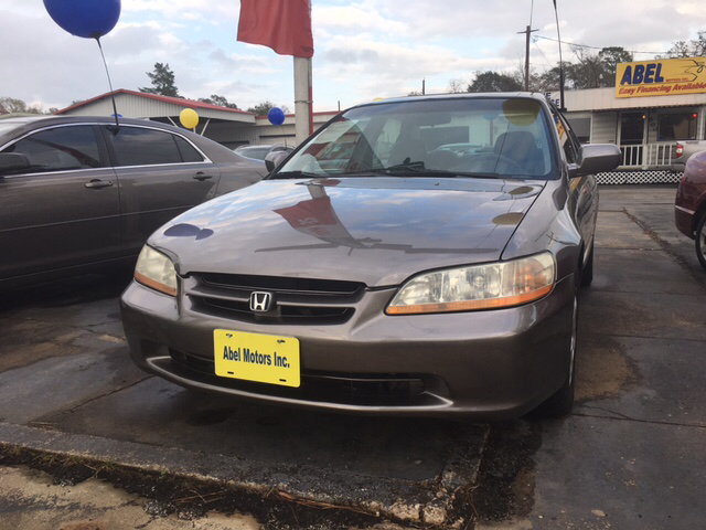 2000 Honda Accord EX V6 4dr Sedan - Houston TX