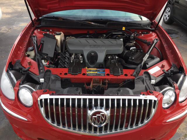 2008 Buick LaCrosse CXL 4dr Sedan - Houston TX