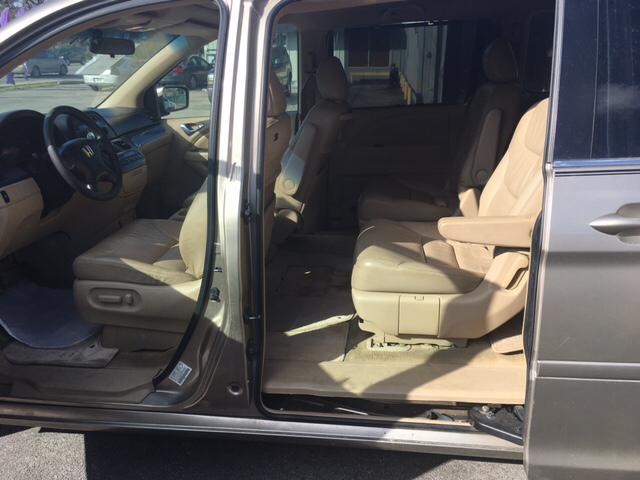 2005 Honda Odyssey 4dr EX-L Mini-Van w/Leather - Houston TX