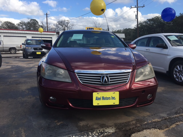 2006 Acura RL SH-AWD 4dr Sedan w/Navi System and Tech Package - Houston TX