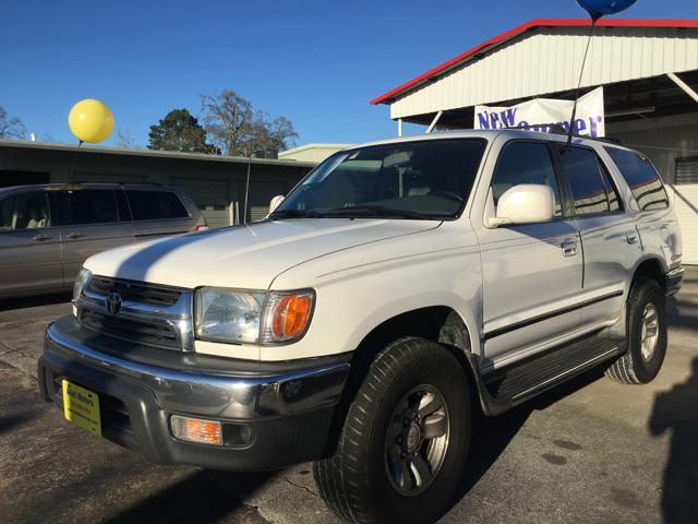 2002 Toyota 4Runner SR5 2WD 4dr SUV - Houston TX