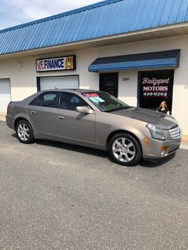 2007 Cadillac CTS for sale at BRIDGEPORT MOTORS in Morganton NC