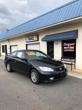 2005 Honda Civic for sale in Morganton, NC