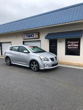 2009 Pontiac Vibe for sale at BRIDGEPORT MOTORS in Morganton NC