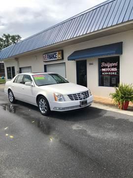 2007 Cadillac DTS for sale at BRIDGEPORT MOTORS in Morganton NC