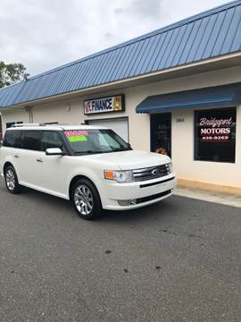 2011 Ford Flex for sale at BRIDGEPORT MOTORS in Morganton NC