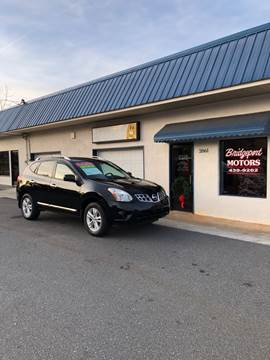 2012 Nissan Rogue for sale at BRIDGEPORT MOTORS in Morganton NC
