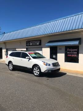 2010 Subaru Outback for sale at BRIDGEPORT MOTORS in Morganton NC