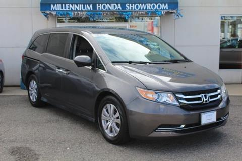2014 Honda Odyssey for sale in Hempstead, NY