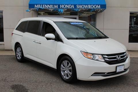 2017 Honda Odyssey for sale in Hempstead, NY