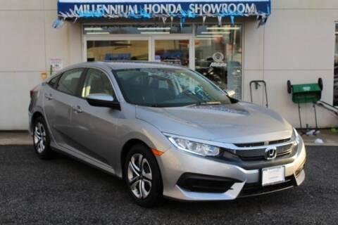 2016 Honda Civic for sale in Hempstead, NY