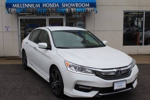 2017 Honda Accord Sport Special Edition for sale at MILLENNIUM HONDA in Hempstead NY