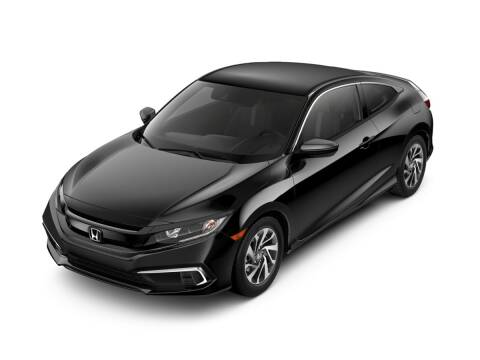 2020 Honda Civic for sale at MILLENNIUM HONDA in Hempstead NY