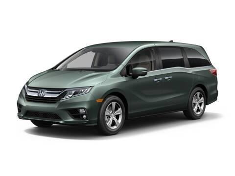 2020 Honda Odyssey for sale at MILLENNIUM HONDA in Hempstead NY