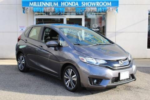 2017 Honda Fit for sale at MILLENNIUM HONDA in Hempstead NY