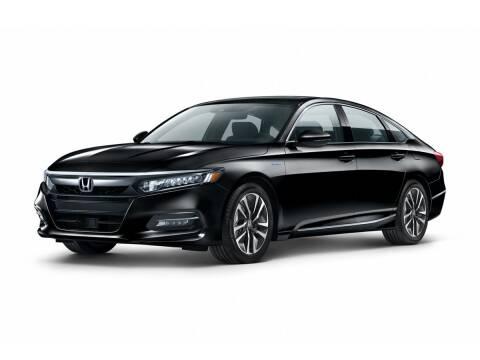 2020 Honda Accord Hybrid for sale at MILLENNIUM HONDA in Hempstead NY