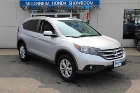 2013 Honda CR-V for sale at MILLENNIUM HONDA in Hempstead NY