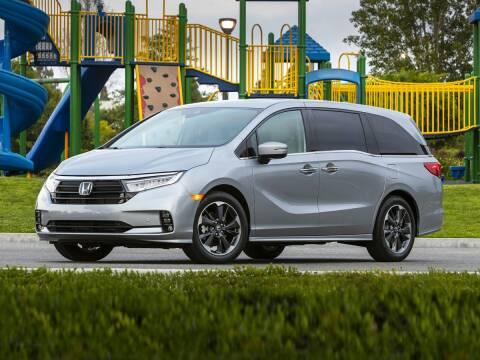 2021 Honda Odyssey for sale at MILLENNIUM HONDA in Hempstead NY