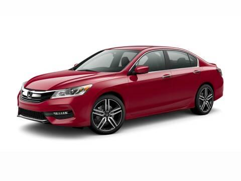 2017 Honda Accord for sale at MILLENNIUM HONDA in Hempstead NY