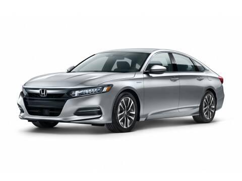 2019 Honda Accord Hybrid for sale at MILLENNIUM HONDA in Hempstead NY