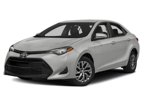 2018 Toyota Corolla for sale at MILLENNIUM HONDA in Hempstead NY