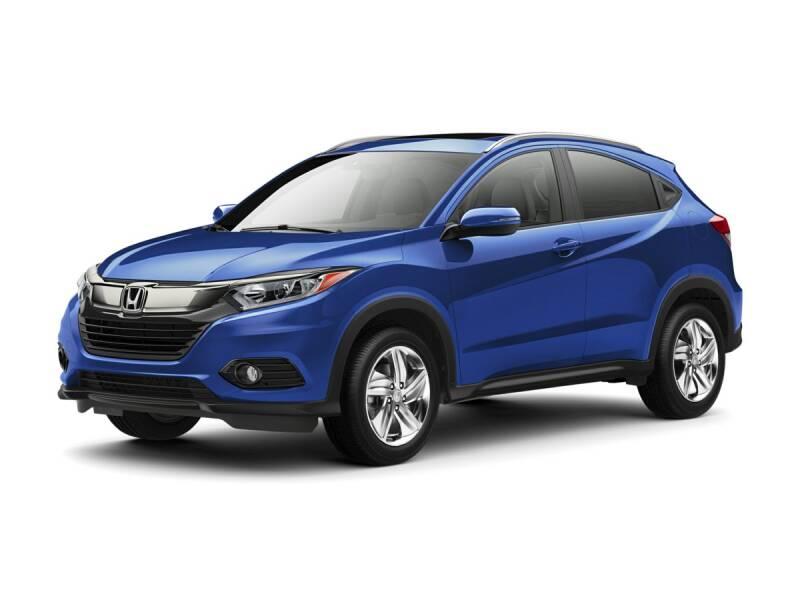2020 Honda HR-V for sale at MILLENNIUM HONDA in Hempstead NY