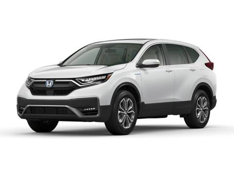 2020 Honda CR-V Hybrid for sale at MILLENNIUM HONDA in Hempstead NY